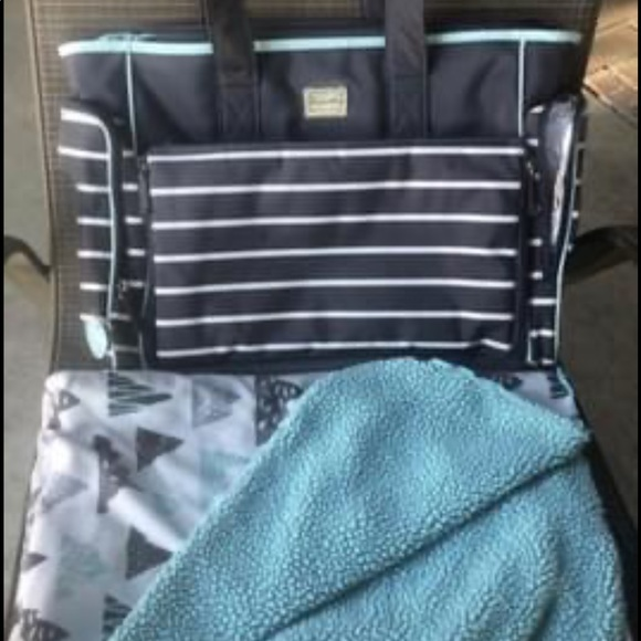 Carters child of mine diaper bag ** new**